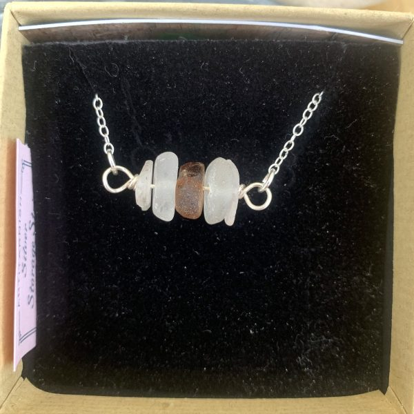 stack necklace boxed