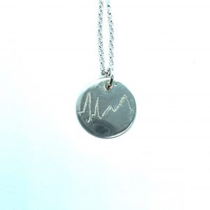 carreg bica mountains pendant